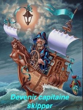 Devenir capitaine skipper Brigantine