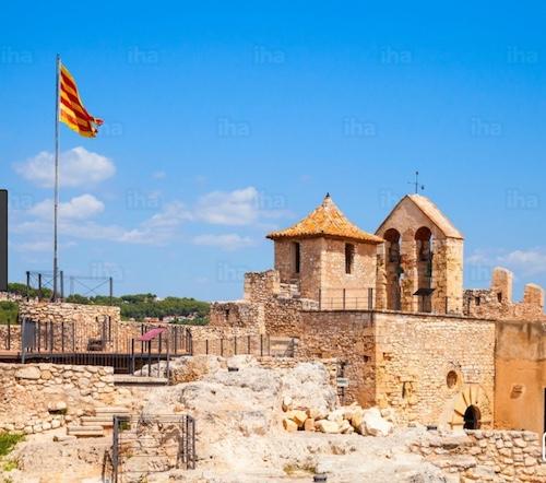 vendrell comaruga forteresse